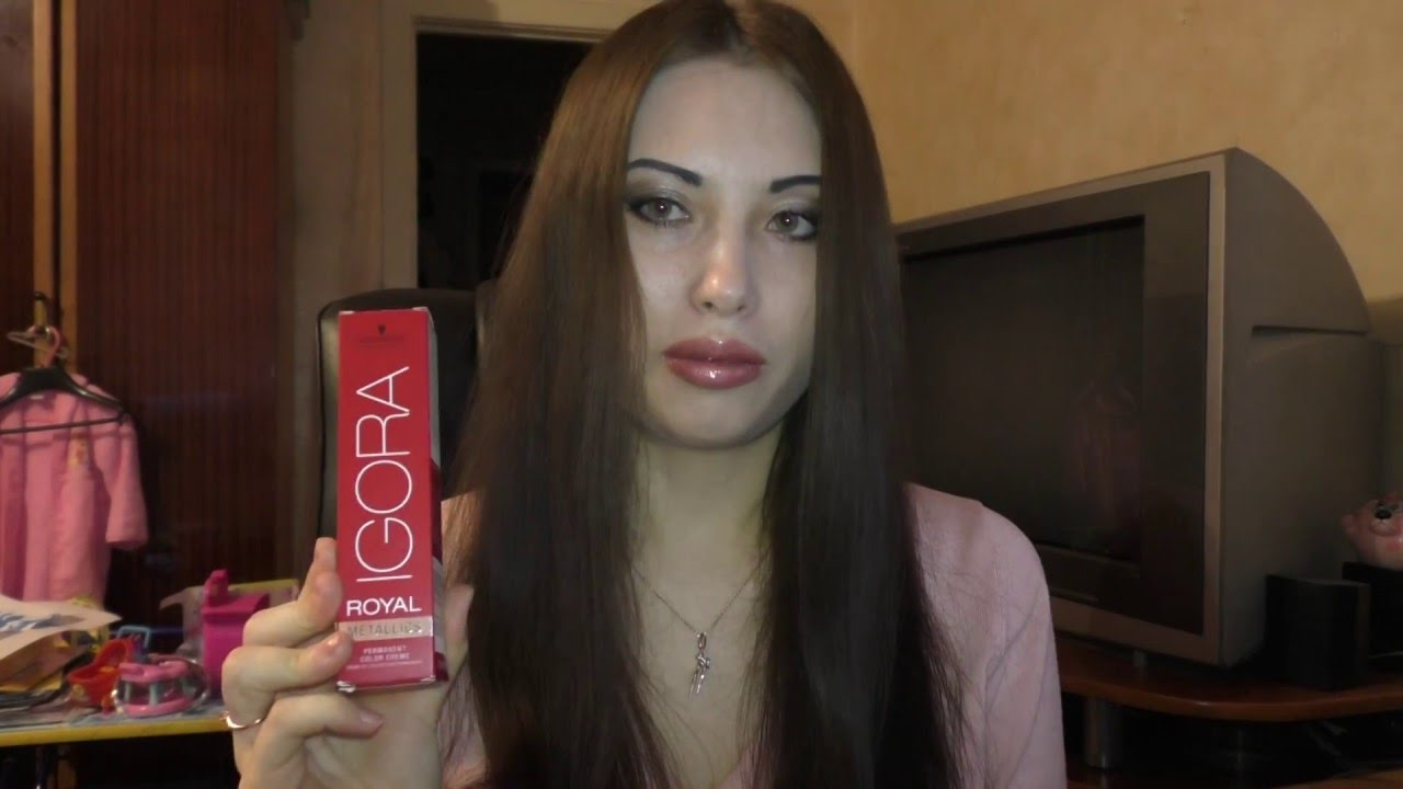 Reviewing Schwarzkopf Professional Colorworx Hair Dyes - YouTube