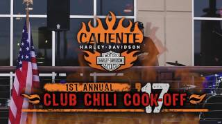 Caliente H-D:  1st Annual Chili Cook-Off  2017
