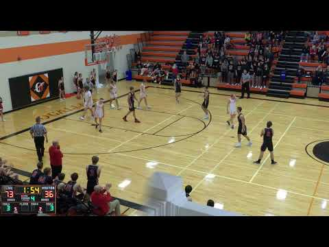 Ogallala High School vs. Broken Bow High Varsity Mens' Basketball