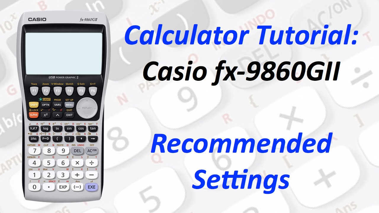 Casio fx-9860g slim gc (with user manual), electronics, others on.