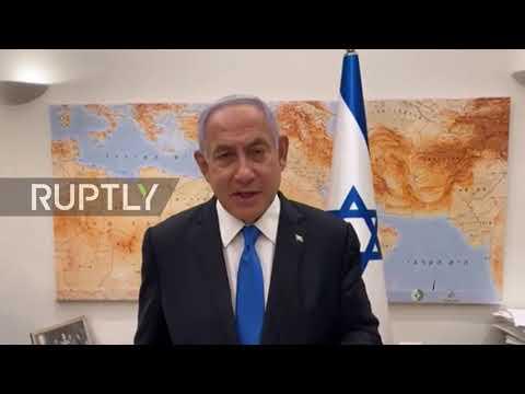 Israel: 'Anti-Semitism And The Height Of Hypocrisy' - Netanyahu Blasts ICC War Crimes Investigation
