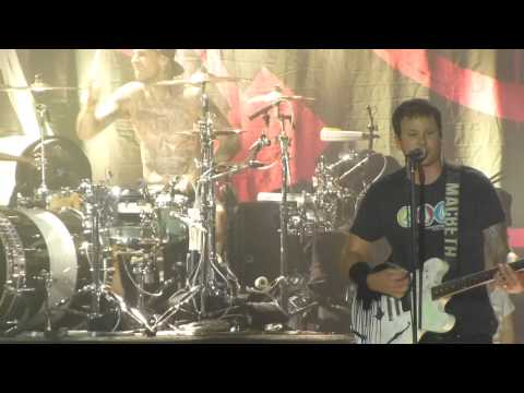 """Wishing Well"" Blink 182@Sands Bethlehem PA Event Center 9/12/13"