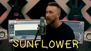 """Post Malone, Swae Lee - """"Sunflower"""" (Cover by Mendelson) Video"""