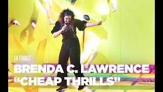 """Brenda Carolina Lawrence """"Cheap Thrills"""" - Finale - The Voice Of Italy 2019"""