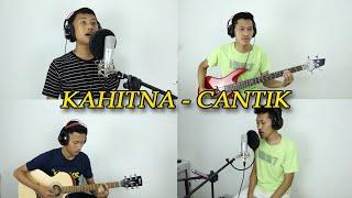 Download lagu KAHITNA CANTIK (COVER BY DINDING HIJAU)