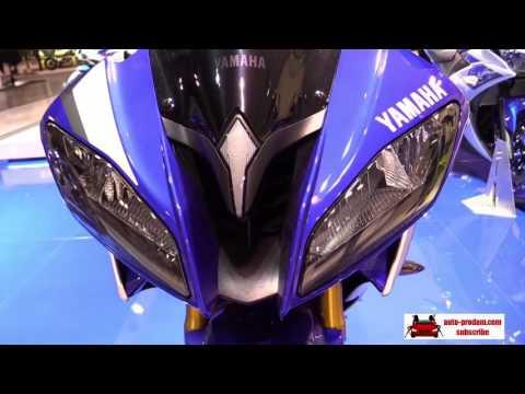 Yamaha YZF-R3 2015, Yamaha YZF-R6 2015, Yamaha YZF-R125 2015, Yamaha YZF R1  2016