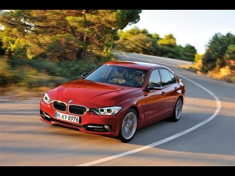 2012 BMW 335i 3 Series Drive and Review