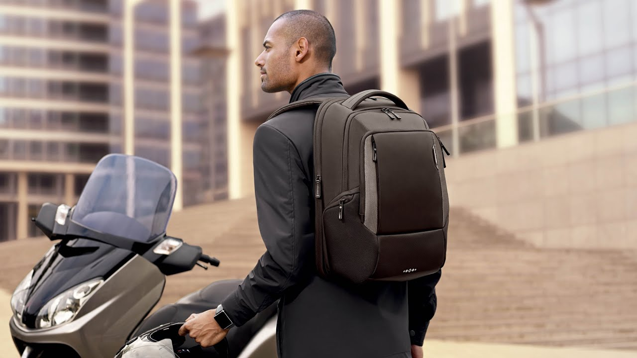 Samsonite Business introduces Cityscape Tech  YouTube