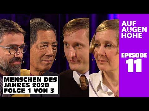 """Menschen des Jahres 2020 """"Aus dem normalen Leben in die Demokratiebewegung"""""""