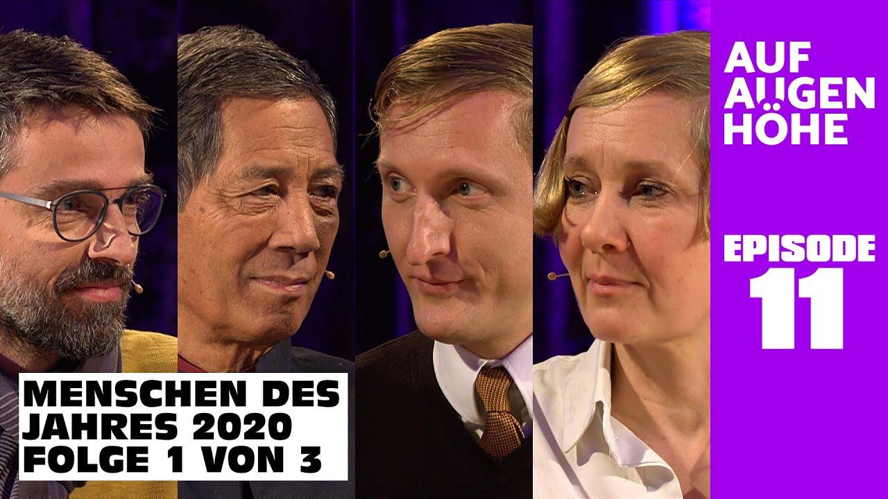 """Menschen des Jahres 2020 1/3 """"Aus dem normalen Leben in die Demokratiebewegung"""" Aufzeichnung 4.11.20"""