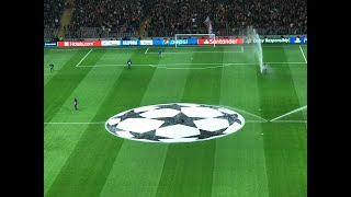Galatasaray - Schalke 04 Maç Öncesi ve Şampiyonlar Ligi Seremonisi
