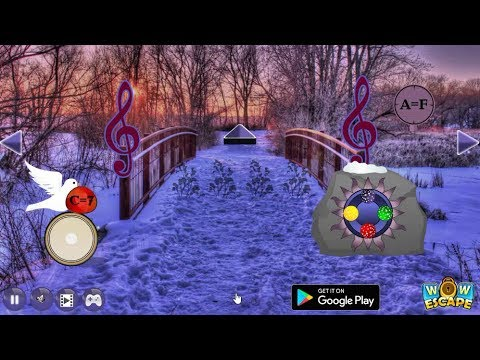 Wow Christmas Carol Escape walkthrough Wowescape.