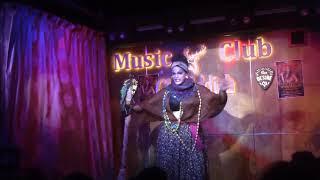 Circle Of Life Mama De La Smallah & dor moldawsky Werk 106 Desire Bar Tel Aviv 27 8 19