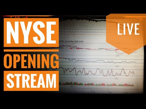 NYSE Opening Stream