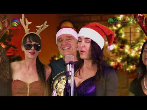 Christmas Time Mistletoe and Wine (Cover) @Let's Sing Canada - TAG TV STUDIO - Season 8