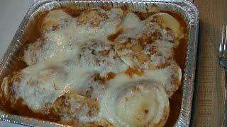Ravioli & Eggplant Bake Recipe ~ Noreen's Kitchen