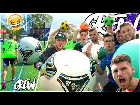 Ultimative XXL CREW Fußball Challenge !!!