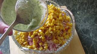 Салат из пекинской капусты с крабовым мясом