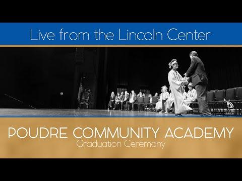 Poudre Community Academy Graduation