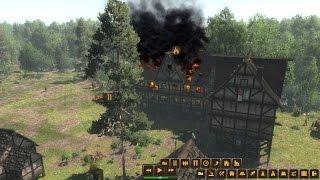 Life is Feudal Forest Village (Несколько багов, перебои с едой, бешенство #14)