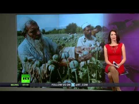 How Opium Greed Is Keeping US Troops in Afghanistan | Brainwash Update