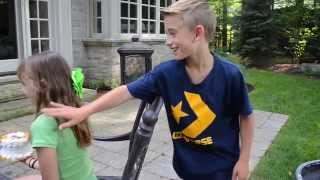 Funny Moment With Johnny Orlando