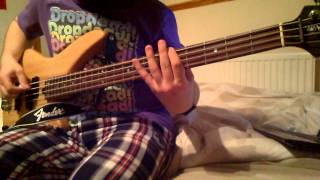 The Fall of Troy - F.C.P.R.E.M.I.X. (Bass cover)