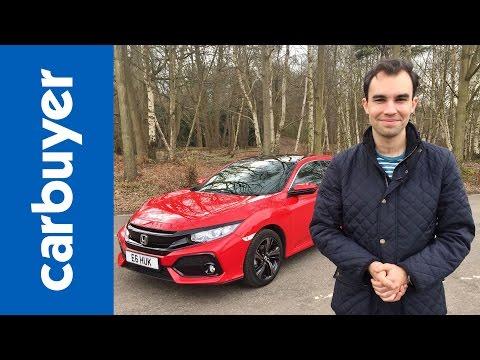 Honda Civic hatchback 2017 review - James Batchelor - Carbuyer