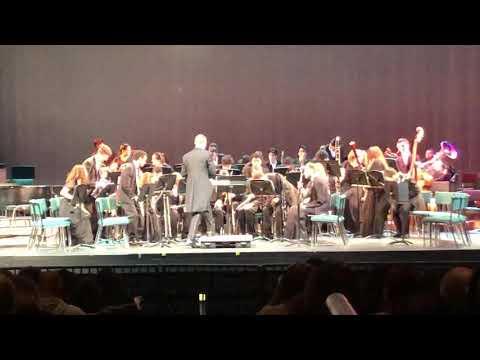 OCSA HIGH SCHOOL CONCERT 11/15/18 Smetana Fanfare