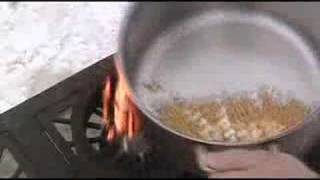 Popcorn From Hell, The Mustang Chef