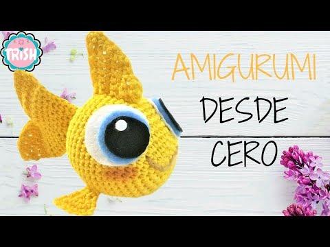 007   Amigurumi   how to crochet PIGLET TSUM TSUM   AmiSaiGon - YouTube   360x480