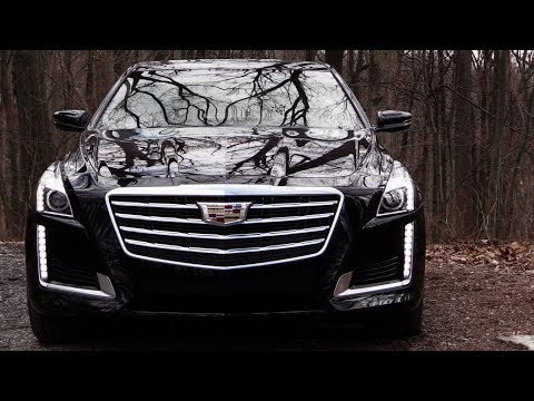2018 Cadillac CTS: Review