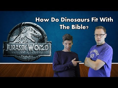 Thorny Questions: How Do Dinosaurs Fit With The Bible?