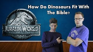 Speak Life - Thorny Questions: How Do Dinosaurs Fit With the Bible?