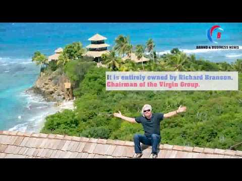 Richard Branson's Island Destroyed By Hurricane Irma