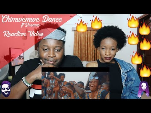 Ma Africa - Chimwemwe Dance ft Drimz (zambian music 2017) Reaction Video