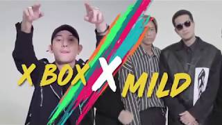 X-BOXIN ( Myanmar) x MILD ( Thailand ) SHAKE THE WORLD