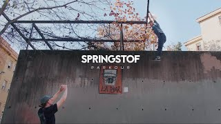 Barcelona Days | SPRINGSTOF Parkour