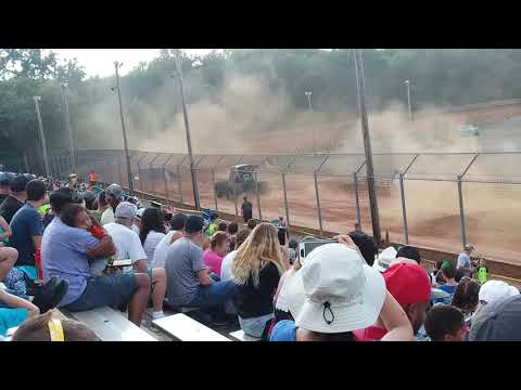 Son-uva-digger freestyle hagerstown speedway 2019