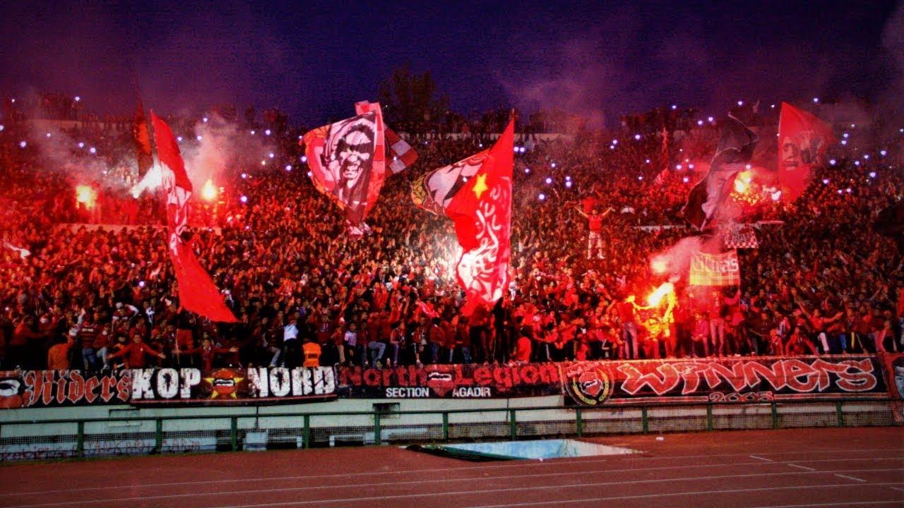 Wydad Casablanca Fans Ultras Avanti