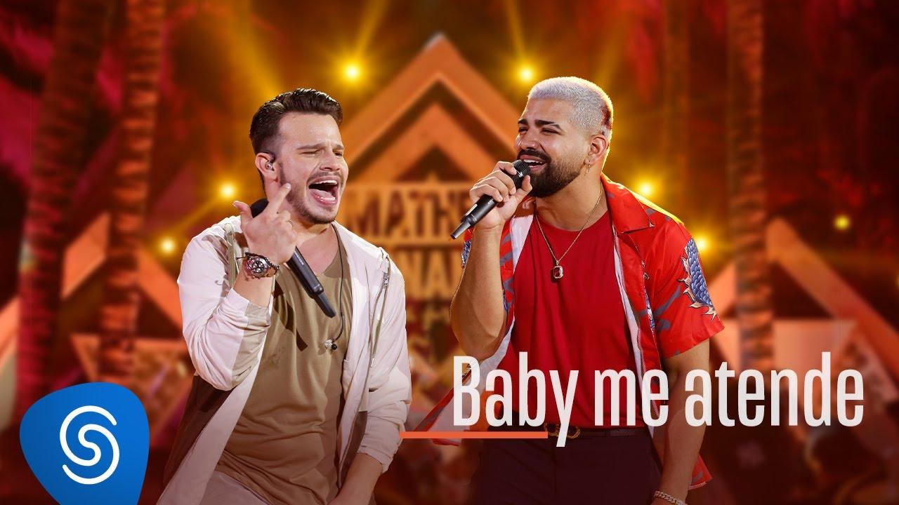 Baby me atende - MATHEUS FERNANDES E DILSINHO