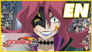 Beyblade Metal Masters: The Dragon Emperor Descends - Ep.93