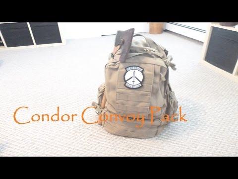 Condor Convoy Pack