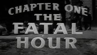 Dick Tracy vs. Crime, Inc. - Chapter 1 (1941 Serial)
