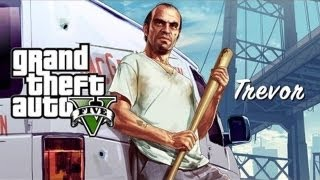 Grand Theft Auto V — Тревор. Русский трейлер!