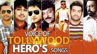 Voice of Tollywood Hero