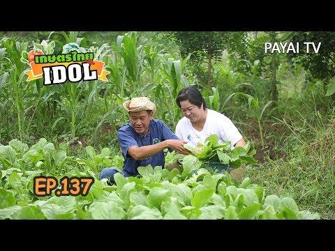 เกษตรไทยไอดอล   EP.137 ตอน รักกะจ้อนสวนธรรมชาติ   31ส.ค.61