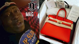 Trick Daddy On How Birkin Bags Are Not For You! 👜