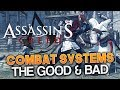 Assassin's Creed Combat Systems | The Best & Worst (AC1 - Syndicate Analysis)