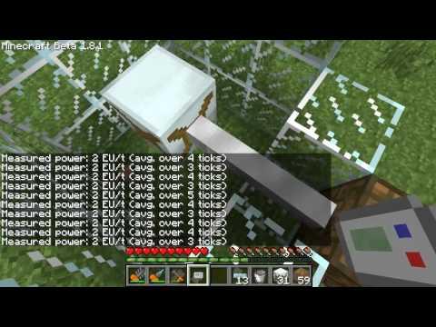 Industrial Craft 2. часть 10: ветряк, водяная мельница